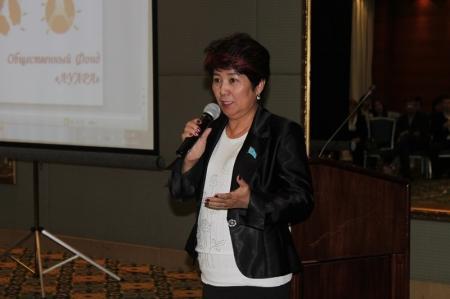 В Актау состоялся итоговый семинар проекта по профилактике суицида среди подростков
