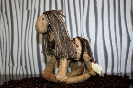 Чердачная игрушка – текстильные пряники с ароматом детства
