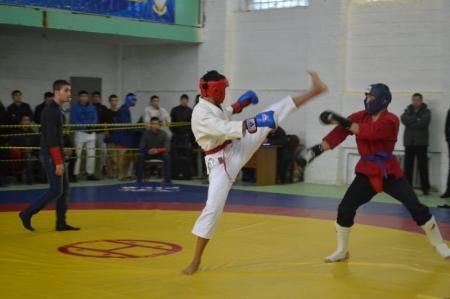 В Актау прошел чемпионат по рукопашному бою среди сотрудников правоохранительных органов и силовых структур