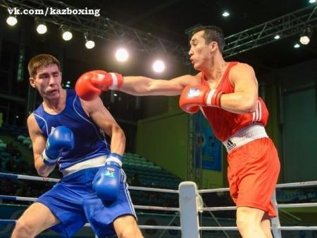 Сборная Мангистау выиграла у карагандинцев в полуфинале Кубка казахстанской федерации бокса
