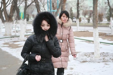 Фотопост. Жанаозен: город и жители