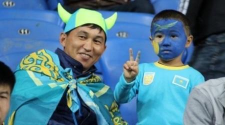 На мундиаль в Бразилии казахстанцам не понадобится виза