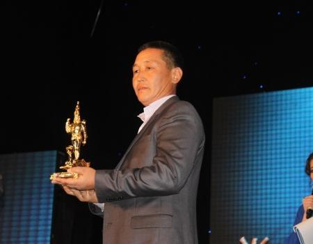 В Актау прошла церемония вручения премии «Человек года - 2013»
