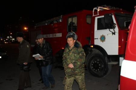Служба пожаротушения и АСР: В городе немало объектов, которые никак не защищены при возможном пожаре
