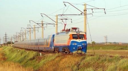 Билеты на поезд в Казахстане подорожают с 2014 года