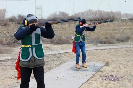 В Актау прошел турнир по стендовой стрельбе