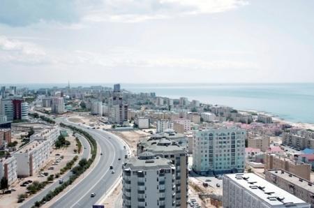 В Актау с начала года квартиры подорожали на 14%