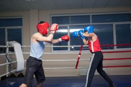 Жанаозенский спорткомплекс - лучший в регионе