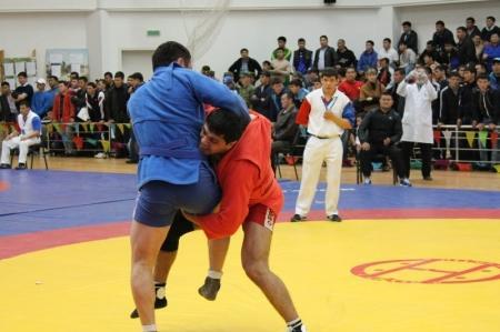 В Актау в новом году впервые пройдет чемпионат Казахстана по самбо