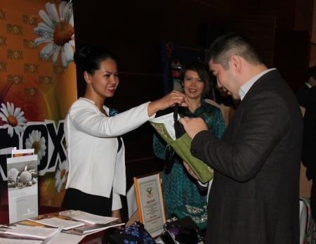 В Актау прошло награждение лучших предпринимателей Мангистауской области