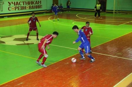 В Актау в начале января состоятся матчи за «Суперкубок четырех» по футзалу