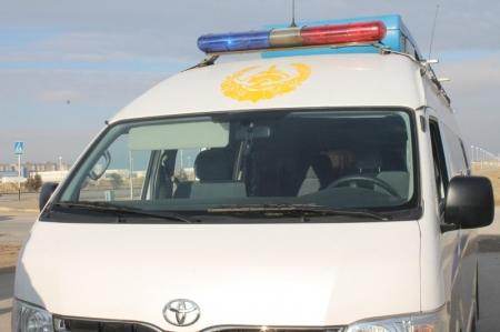 В Актау за последние сутки зарегистрировано 149 нарушений ПДД