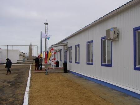 Накануне нового года на месторождении Каламкас открыто четыре новых объекта