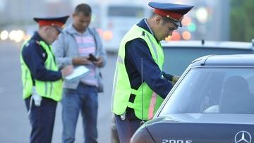 МВД намерено оснастить видеорегистратором каждого патрульного в Казахстане