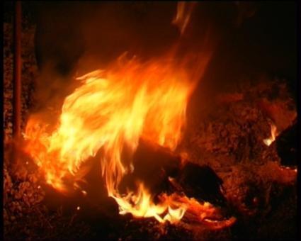 В Мунайлинском районе при пожаре в жилом доме погибла 43-летняя женщина