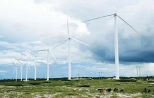 В Мангистауской области будет реализовано три проекта по строительству ветряных электростанций