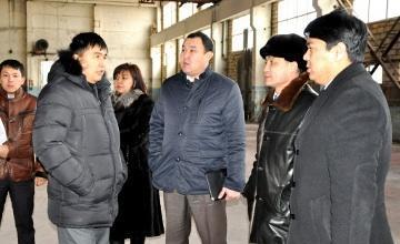 В 2014 году в Актау достроят три завода