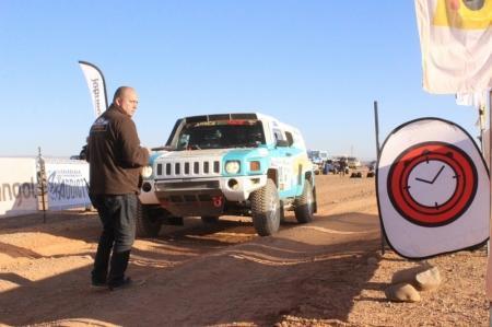 Оба казахстанских экипажа «Mobilex Racing Team» вошли в шестерку лучших на пятом этапе ралли-рейда «Africa eco Race»