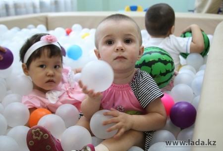 В 2013 году из актауского Дома малютки было усыновлено 16 детей