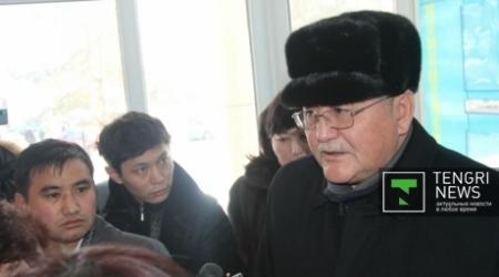 Родственники Алтынбека Сарсенбаева заявили отвод судье