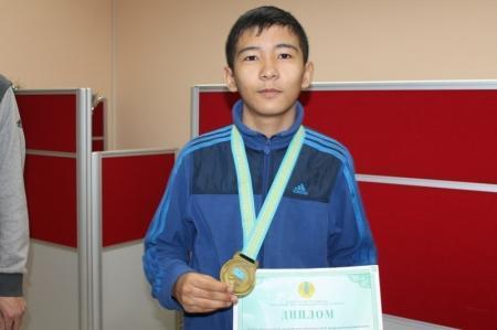 Актауские спортсмены завоевали шесть медалей на чемпионате Казахстана по кекушинкай каратэ
