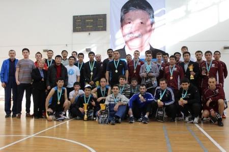 В Актау прошел баскетбольный турнир памяти Марата Исабекова