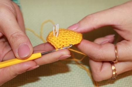 Амигуруми - вязаная игрушка