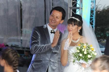 Департамент статистики: В 2013 году в Мангистауской области было зарегистрировано порядка шести тысяч браков