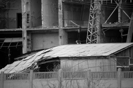 Призраки промышленности Мангистау (Фотопост)