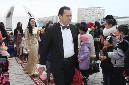"""В Актау прошла премьера кинопроекта """"Балаша"""""""
