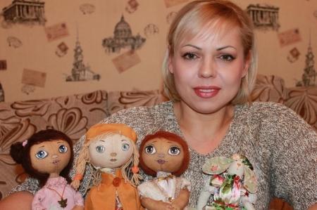Тряпичные куклы – хранители памяти