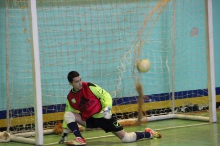 В Актау прошли финальные игры Кубка города по футзалу
