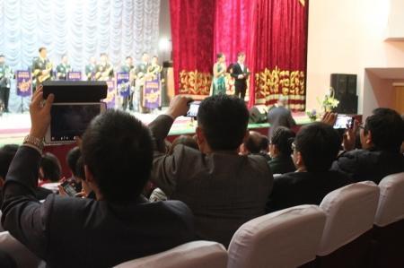 В Актау прошел концерт военно-духового оркестра Китайской народной республики