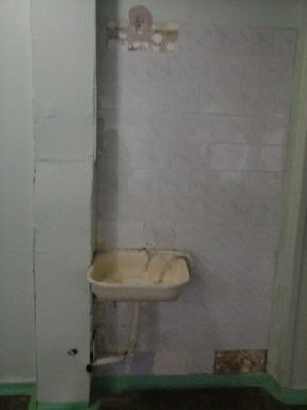 В школе №15 нет ремонта
