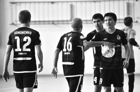 Жанаозенские футболисты дали бой фавориту