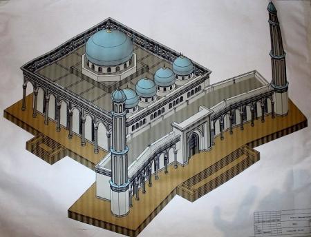 В Жанаозене появится мечеть