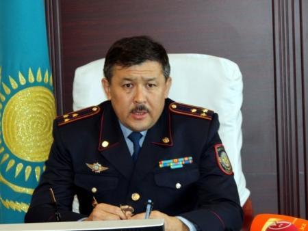 Руководство ДВД Мангистауской области пообещало наказать своих сотрудников, нарушивших ПДД