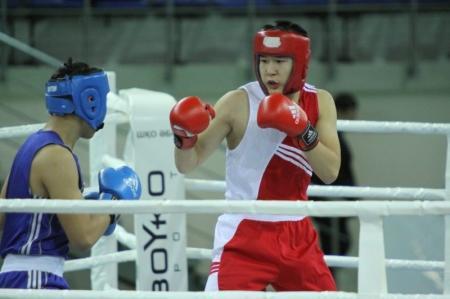 Мангистауские боксеры завоевали пять медалей на республиканских соревнованиях