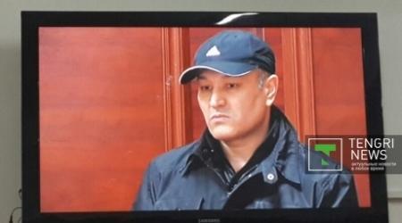 Рустам Ибрагимов рассказал об убийстве Алтынбека Сарсенбаева