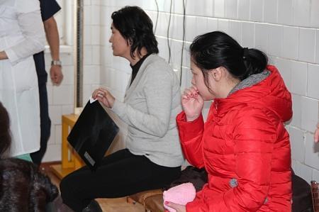 В Актау из-за гололеда выросло количество обращений в приемный покой