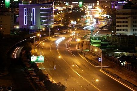 Актауские водители пожаловались на плохое освещение дорог