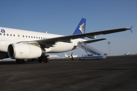 Авиарейс Атырау-Актау на 31 января отменен из-за погодных условий