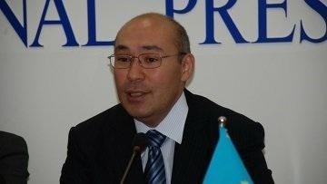 Митингующие в Алматы требуют отставки главы Нацбанка
