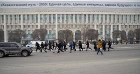 Большинство задержанных в Алматы активистов оштрафованы и отпущены