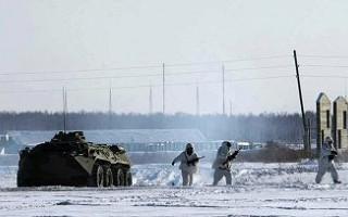 Российские войска перешли на боевое дежурство в усиленном режиме