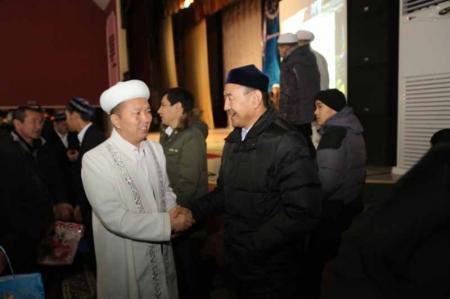 Мусульмане Мангистау отмечают праздник Маулит
