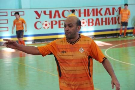 В играх чемпионата Актау по футзалу боксер Адильбек Ниязымбетов оформил хет-трик