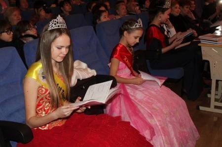 """В Актау прошел конкурс """"Принцесса Актау-2014"""""""