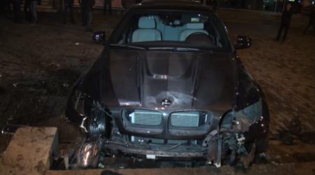 BMW X6 Максата Усенова был исправен