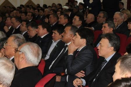 Касым-Жомарт Токаев встретился с активом Мангистауской области